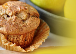 MARVELLOUS MUFFINS WITH A LOCAL TWIST